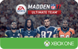 Madden NFL 17 2200 Points