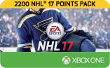NHL 17 2200 Points