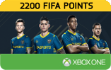 FIFA 17 2,200 Points