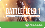 Battlefield 1: Earlier Enlister Deluxe